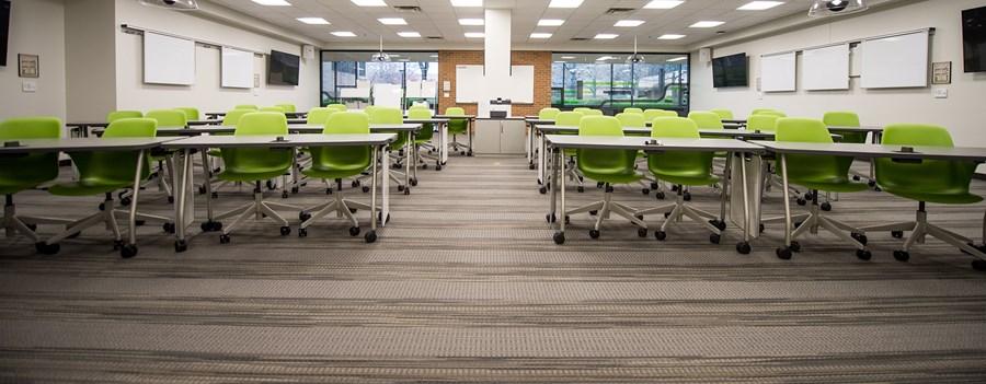 Z111 collaboration classroom